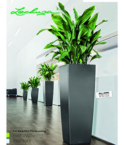 Lechuza Catalog Planters and Flowerpots 2013
