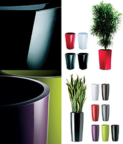 Erba Catalog Planters and Flowerpots