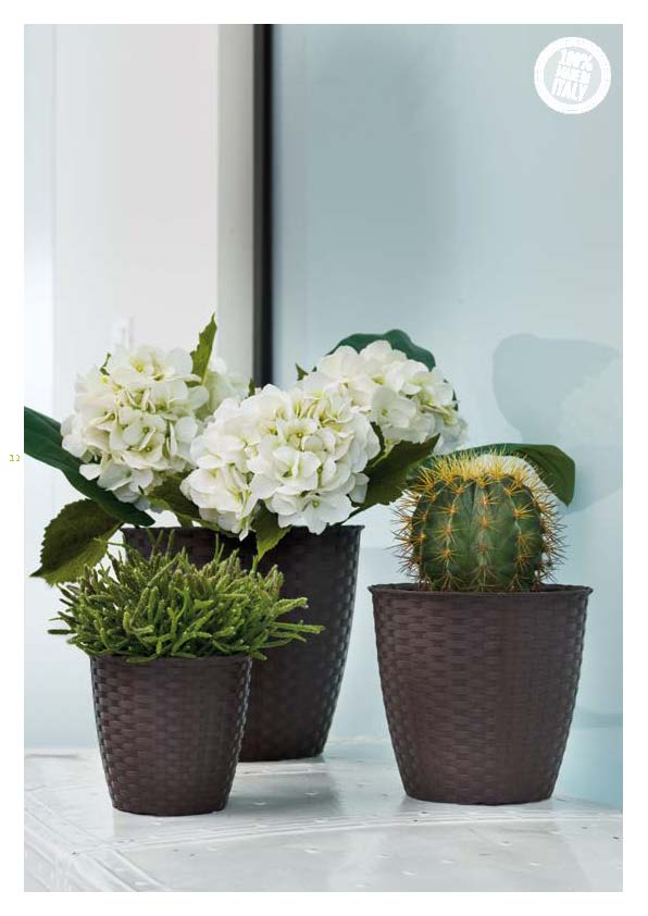 Catalog Planters and Flowerpots