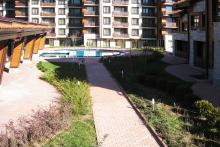Озеленяване на хотел в Банско - Ню Гарден-ESEN-1-0012