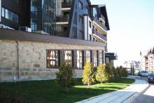 Озеленяване на хотел в Банско - Ню Гарден-ESEN-11-0022