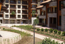 Озеленяване на хотел в Банско - Ню Гарден-NACHALO-10-0033