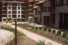 Озеленяване на хотел в Банско - Ню Гарден-NACHALO-14-0037