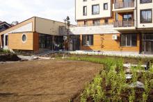 Озеленяване на хотел в Банско - Ню Гарден-NACHALO-17-0040