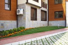 Озеленяване на хотел в Банско - Ню Гарден-NACHALO-22-0045