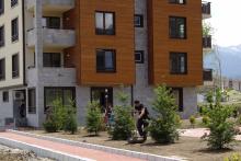 Озеленяване на хотел в Банско - Ню Гарден-NACHALO-4-0027