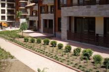 Озеленяване на хотел в Банско - Ню Гарден-NACHALO-8-0031