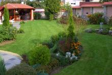 Озеленяване на двор, Драгалевци-1-0001
