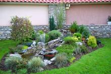 Озеленяване на двор, Драгалевци-2-0002