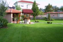 Озеленяване на двор, Драгалевци-6-0006