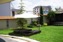 Озеленяване на двор в София, Драгалевци-5-0015