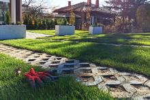 Озеленяване на двор в София, Княжево-3-0051