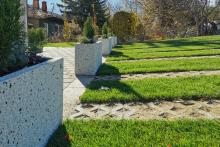 Озеленяване на двор в София, Княжево-4-0052