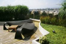 Озеленяване на тераса, София-12-0042